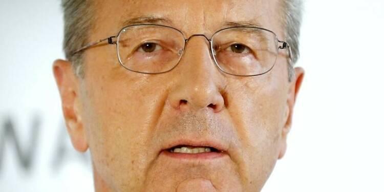 La holding Porsche SE nomme Pötsch pour succéder à Winterkorn