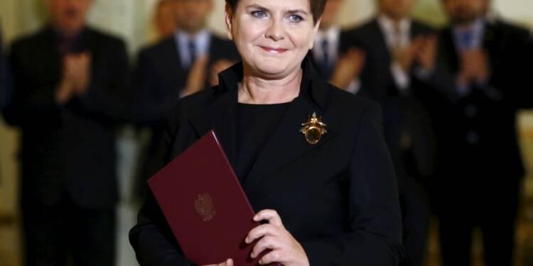 Beata Szydlo nommée Premier ministre en Pologne