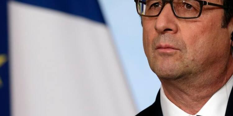 François Hollande plaide pour le devoir de mémoire à Izieu