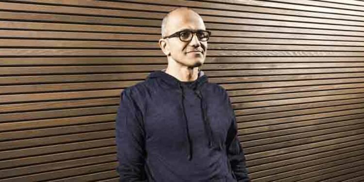 Satya Nadella, le P-DG qui doit repenser Microsoft