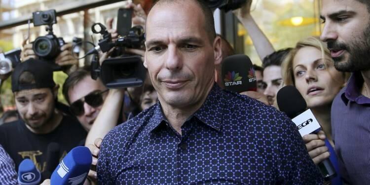 En Grèce, Varoufakis s'en va mais les difficultés demeurent