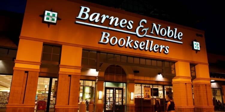 Barnes & Noble déçoit avec ses résultats, le titre chute