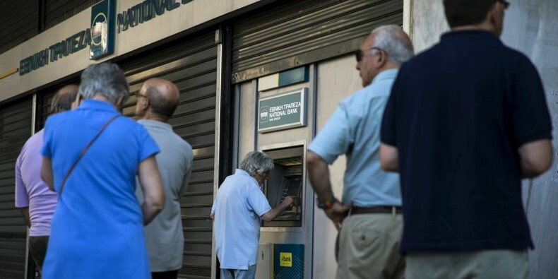 Athènes envisage la fermeture des banques lundi
