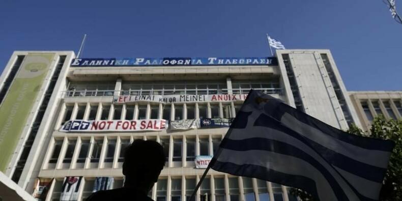 L'audiovisuel grec va renaître de ses cendres