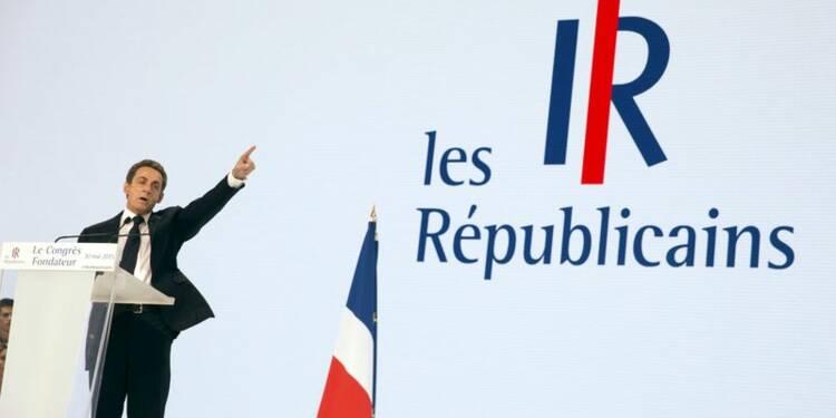 """Sarkozy se pose en héraut de """"la République de la confiance"""""""