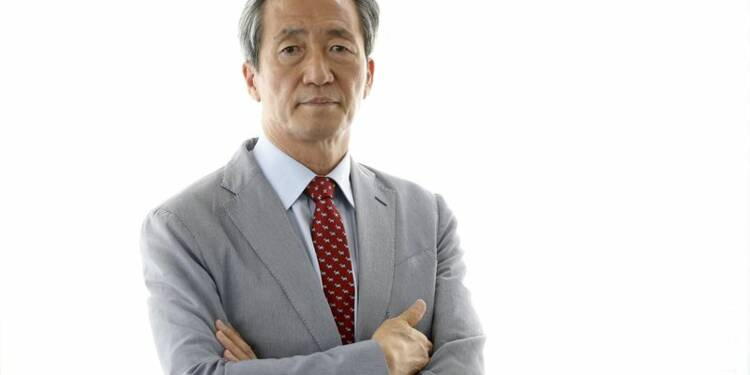 Chung, rival de Platini, annoncera sa candidature à Paris