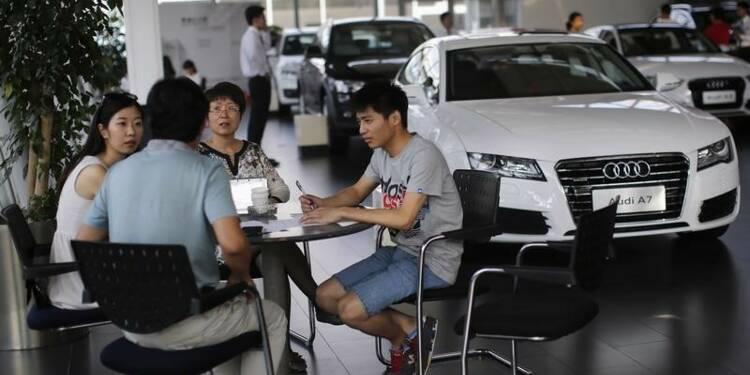 Audi abaisse ses prévisions à cause de la Chine