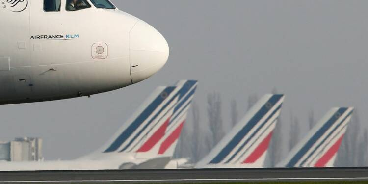 Un avion d'Air France escorté sur New-York après une menace