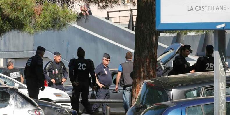 Coup de filet anti-drogue à Marseille
