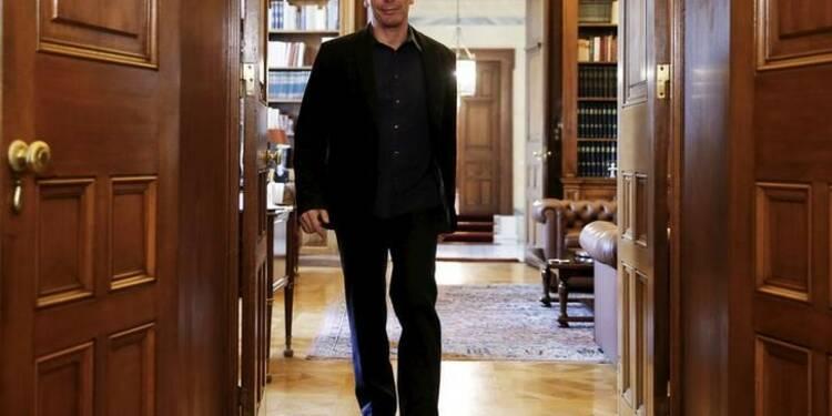 Athènes a jusqu'au 24/04 pour trouver un accord, dit Varoufakis