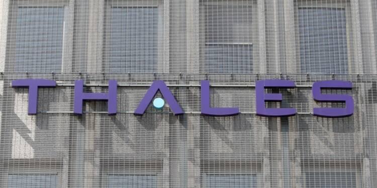 Bond des prises de commandes de Thales grâce au Rafale