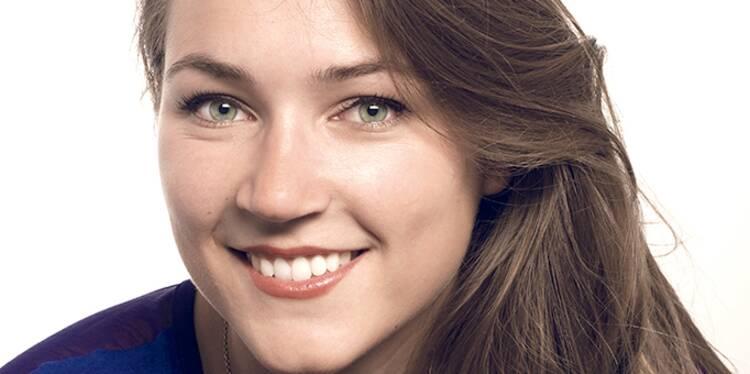 Morgane L'Hostis : Elle fédère les coiffeurs à domicile