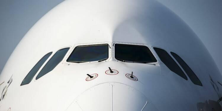 Airbus n'envisage pas de renoncer à son très gros porteur A380