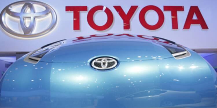 Toyota rappelle près de 1,3 million de véhicules