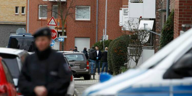 Les sept personnes arrêtées en Allemagne vont être libérées