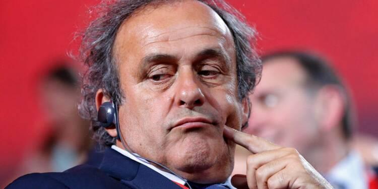 Le président de l'AFC soutient Michel Platini pour la FIFA