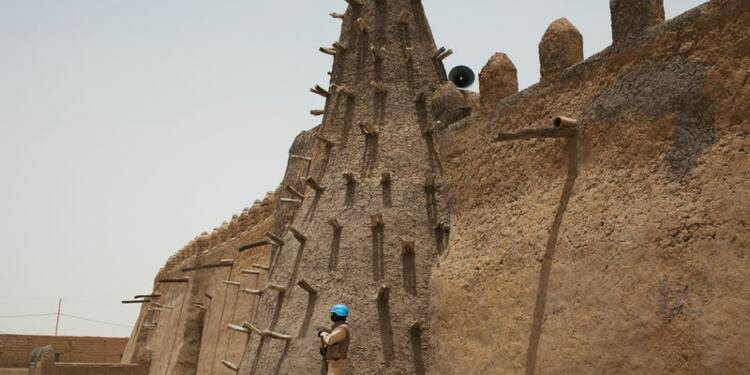 Huit mausolées de Tombouctou reconstruits