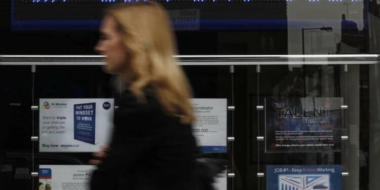 Taux de chômage au plus bas depuis 2008 en Grande-Bretagne