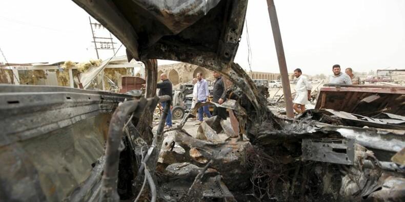 Plus de 100 morts dans un attentat en Irak revendiqué par l'EI