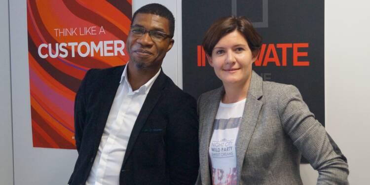 Marcien Amougui et Anna Renaudin : ils ont inventé le réseau social des colocataires