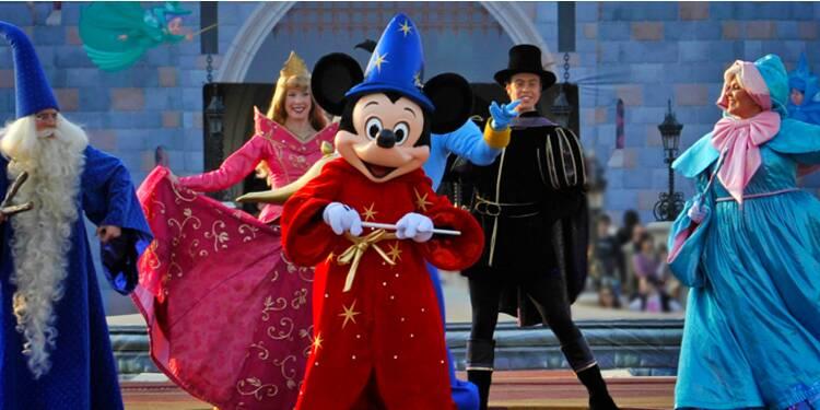 Disneyland Paris Dans Les Coulisses D Une Usine A Reves Capital Fr