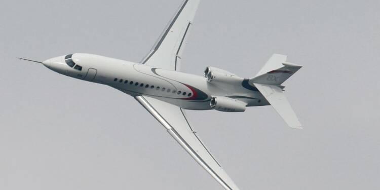 Nouvelle usine Dassault pour anticiper les commandes de Falcon