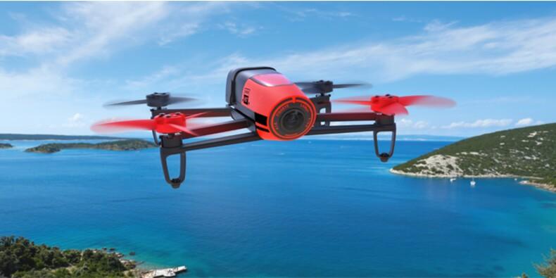 Le CAC 40 a décollé grâce à l'emploi américain, le fabricant de drones Parrot s'est envolé