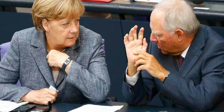 Wolfgang Schäuble souhaite donner une nouvelle chance à la Grèce
