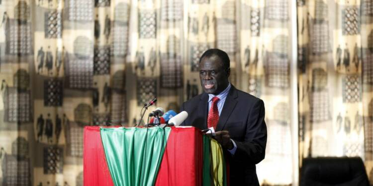 Michel Kafando de retour à la tête du Burkina Faso