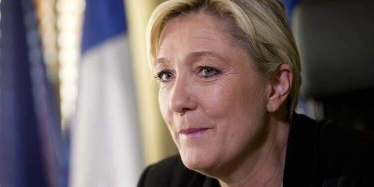 Marine Le Pen veut faire des crises un tremplin vers la victoire