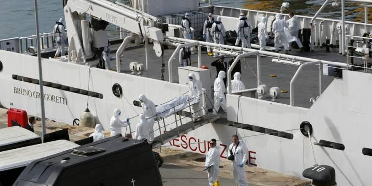 L'UE promet d'agir face à la crise des migrants en Méditerranée