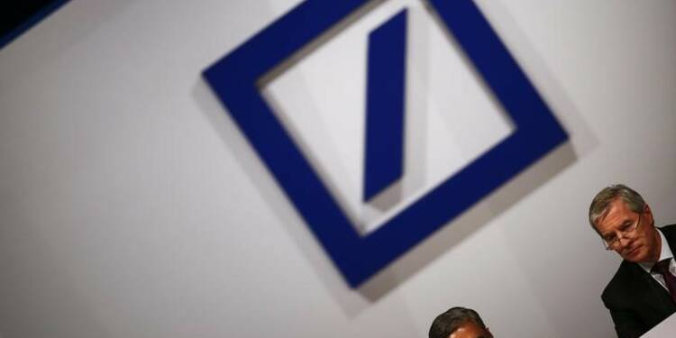 Les deux DG de Deutsche Bank ont soumis leur démission