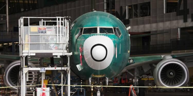 Boeing étudie une niche représentant un millier d'avions