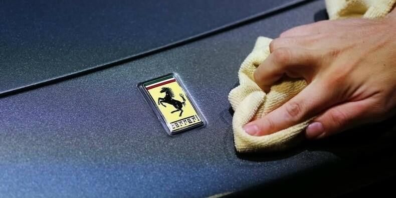 L'introduction en Bourse de Ferrari est prévue pour octobre