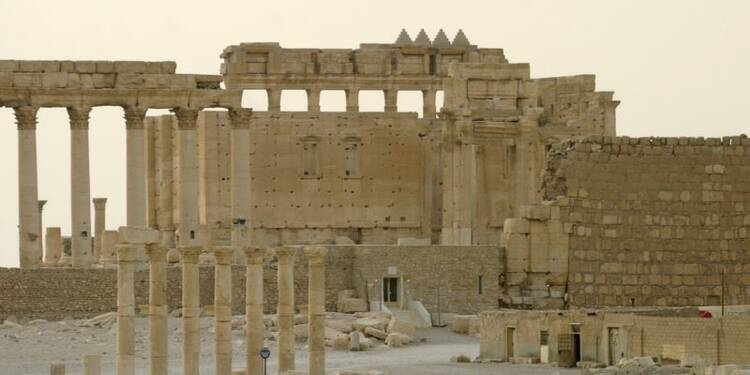 L'Onu confirme la destruction du temple de Bel à Palmyre