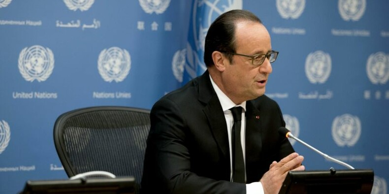 La France a mené ses premières frappes contre l'EI en Syrie