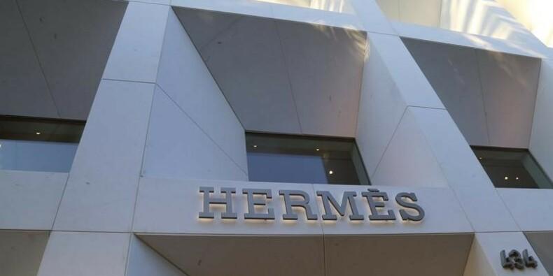 Hermès maintient sa stratégie en Chine