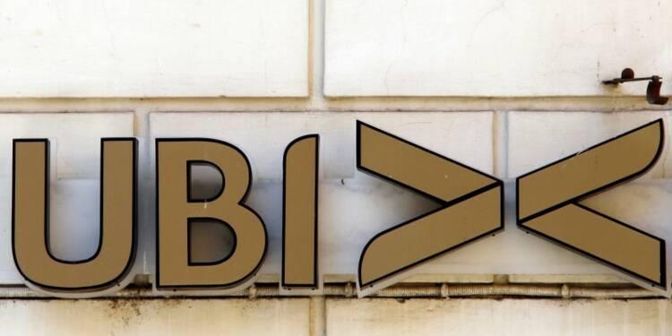 UBI discute rapprochement avec Banco Popolare et d'autres