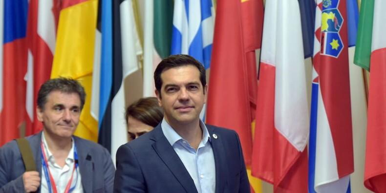 Accord sur un plan de sortie de crise pour la Grèce