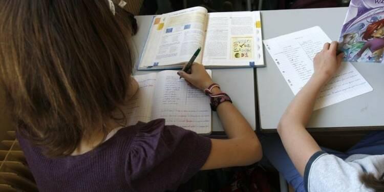 """Vallaud-Belkacem dénonce un """"enfumage"""" sur la réforme du collège"""