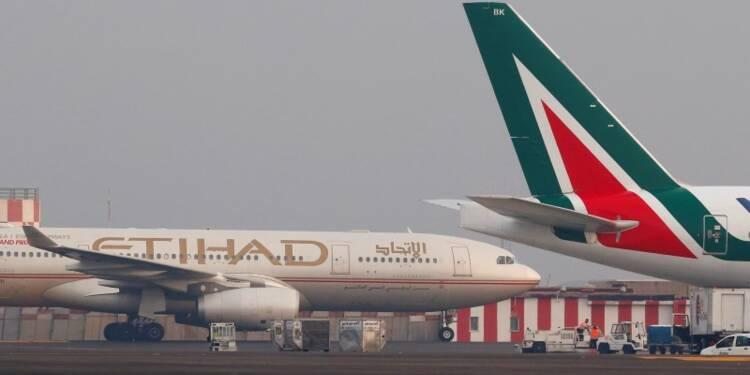 Alitalia ne reconduira pas ses accords avec Air France-KLM