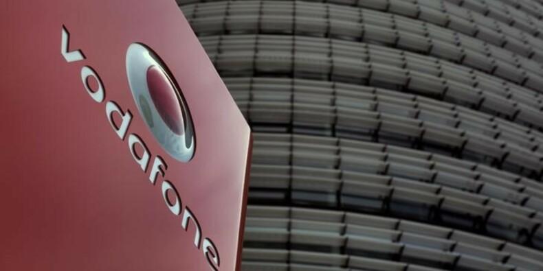 Vodafone renoue avec des ventes en hausse