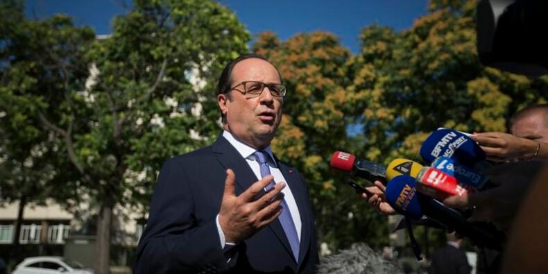 """François Hollande salue le programme grec, """"sérieux et crédible"""""""