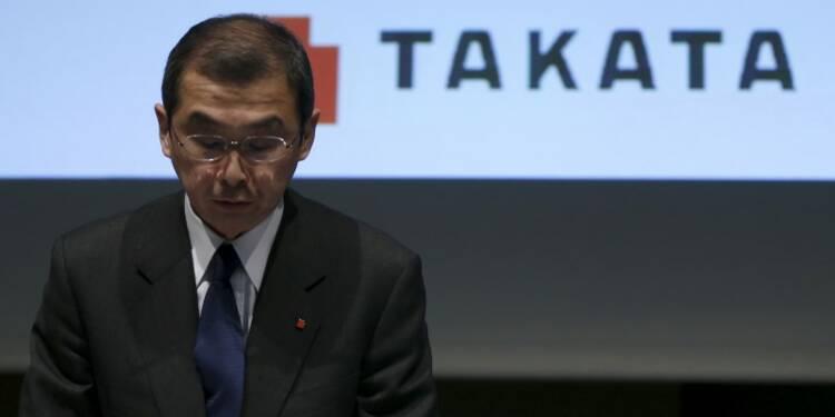 Takata lâché par Honda, le premier client de ses airbags