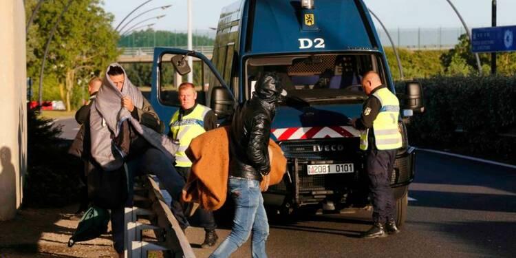 La sécurité du site Eurotunnel renforcée après un nouveau mort