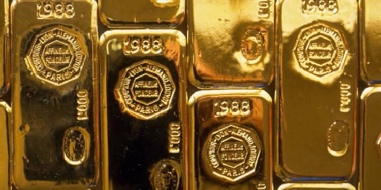L'or atteint un nouveau record, à 1.480 dollars l'once