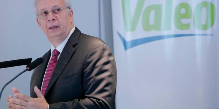 Valeo relève ses objectifs mais la Chine inquiète