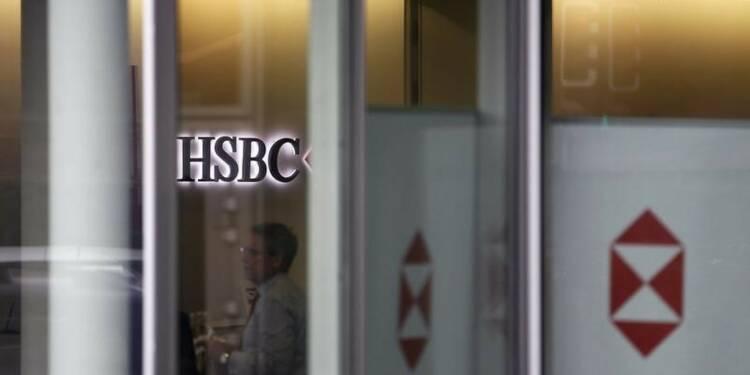 HSBC mise en examen en France, caution d'un milliard d'euros