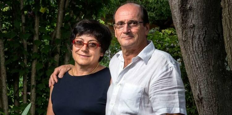 Les comptes de Jacqueline et Jacques : de la pierre pour raboter l'ISF