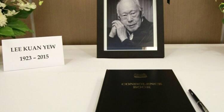 Décès à 91 ans de Lee Kuan Yew, père fondateur de Singapour